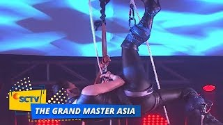 Jennifer Aiko peserta The Grand Master Asia (TGMA) dari Indonesia, ...