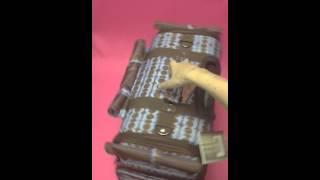 Чемодан на колесах для собак(Сумка-переноска на колесах для собак до 9 кг. Подробное описание, цену и условия доставки смотрите на нашем..., 2014-06-09T07:01:39.000Z)
