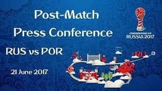RUS vs. POR : Post Match Press Conference