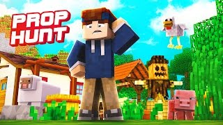 DIE SCHNELLSTE RUNDE!   Minecraft Prop Hunt