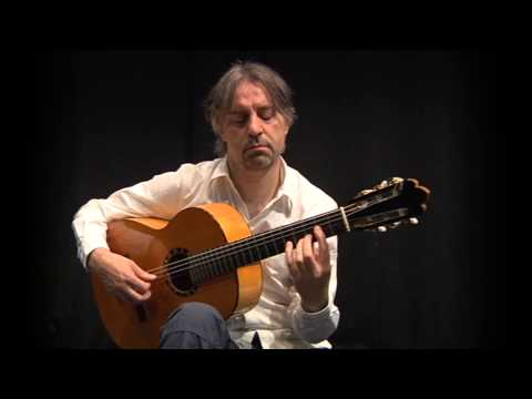 Livio Gianola: Studio n°5 - Classic and flamenco guitar lessons