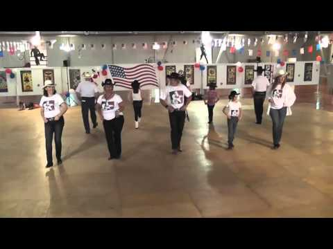 OLD TIME ROCK N ROLL COUNTRY LINE DANCE FESTI66