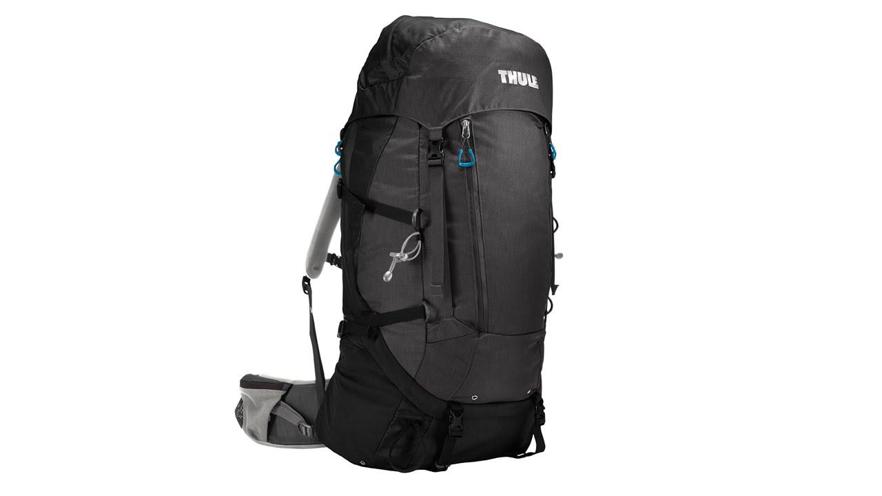 Backpacking Pack - Thule Guidepost - YouTube 0b6318fa41