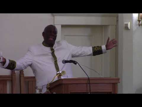 "Bishop Lindsay Jones ""Portrait of a Real Mother: Blessed by the Best"" Part 1"