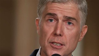 President Trump tapped Judge Neil Gorsuch of Denver as his Supreme Court nominee, picking a conservative in the mold of the late Justice Antonin Scalia