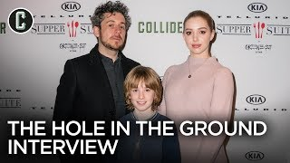 The Hole In The Ground: Lee Cronin, Seana Kerslake & James Quinn Markey