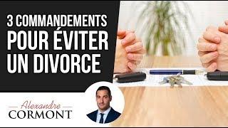 Comment éviter un divorce : Voici la méthode pour sauver votre relation !
