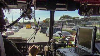 (Ride Along) LACo.FD Truck 170