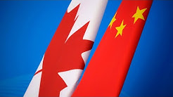 China accuses Canada of 'double standards'