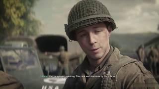 CALL OF DUTY WW2 Gameplay Walkthrough Part 2 720p HD PS4 PRO