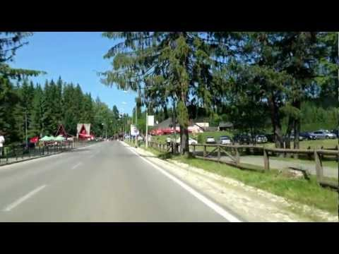 Romania, Poiana Brasov Mountain Resort