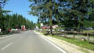 Romania, Poiana Brasov Mountain Resort