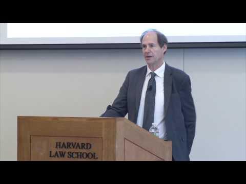 "Cass Sunstein | ""Do People Like Nudges?"""