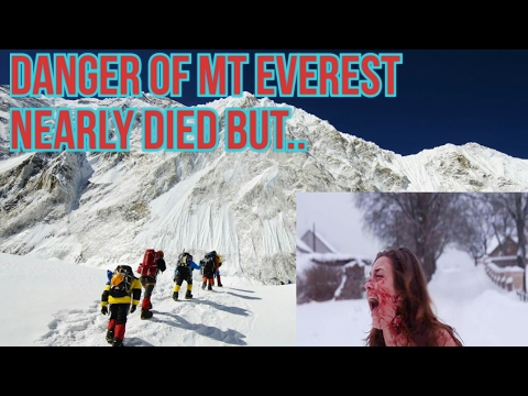 Nearly Died in Mt Everest But God Save Him