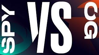 SPY vs. OG - Week 8 Day 1 | LEC Summer Split | Splyce vs. Origen (2019)