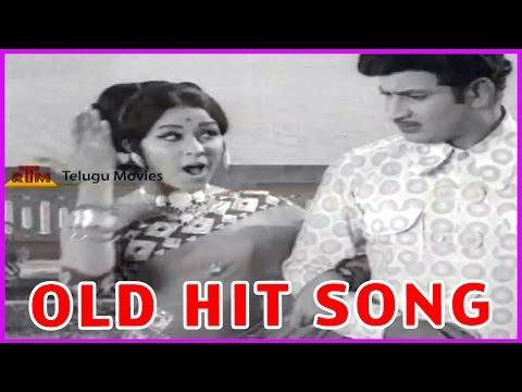 Ohoho Chinnavadaa Old Hit Video Song - Uthama Illalu Telugu Movie - Krishna,Rajababu
