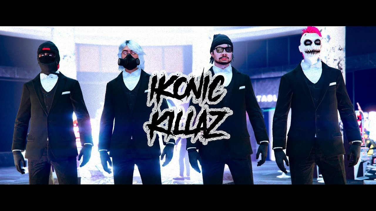 iKonic KillaZ Teamtage Episode 1: