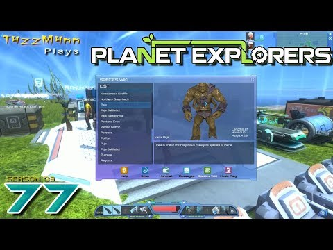 Planet Explorers S03E77 - The Missing Quest - Let's Play