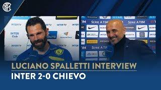 INTER 2-0 CHIEVO | LUCIANO SPALLETTI INTERVIEW: