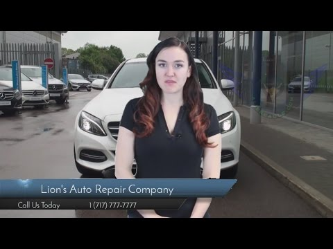 Auto repair spokesperson business video commercial by alien eagle