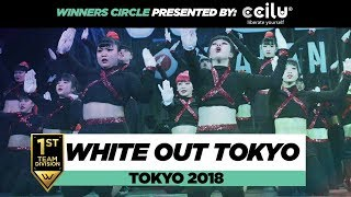 White Out Tokyo | 1st Place Team Division | Winners Circle | World of Dance Tokyo 2018