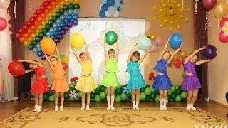 "Download Танец ""Радуга желаний"" 2013 (Видео Валерии Вержаковой) Mp3 and Videos"