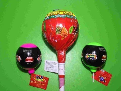 surprise eggs, super lollipop, skalade ägg Spel - skrellet egg spill