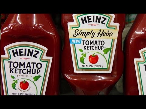 Why Kraft Heinz wants to gobble up Unilever