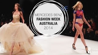 GRWM + VLOG: Mercedes Benz Fashion Week Australia! Thumbnail