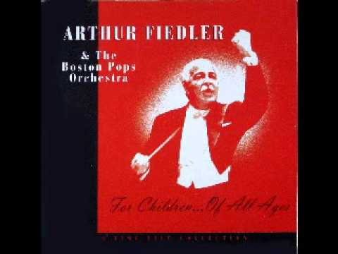 Arthur Fiedler  - Jalousie