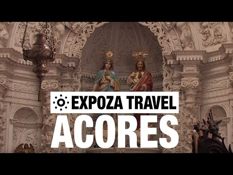 Acores Vacation Travel Video Guide