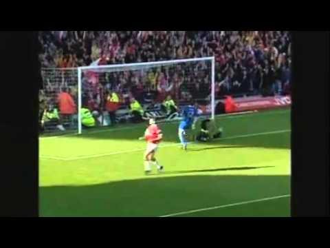 Tony Adams scores vs Everton.flv