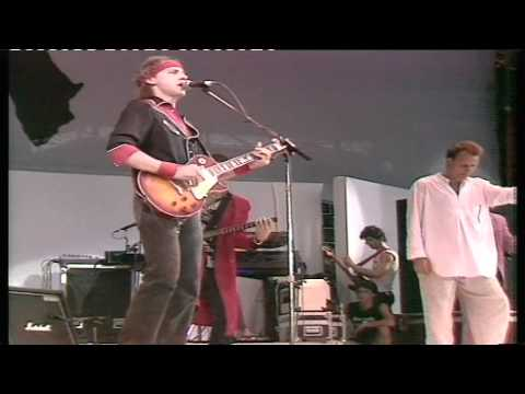 "Dire Straits - ""Money for nothing""  Live Aid  1985 (With Sting)     HD"