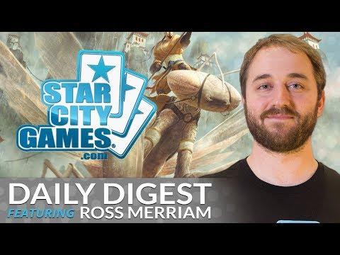 Daily Digest: Jeskai Aggro with Ross Merriam [Modern]