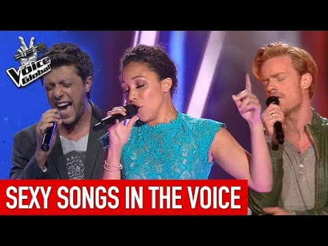 The Voice | SEXY SONGS in The Blind Auditions
