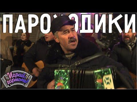 Играй, гармонь! | Владимир Опарин (г. Пермь) | Пароходики