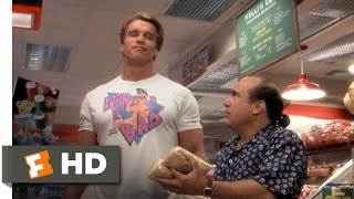 Twins (5/10) Movie CLIP - Born to Be Bad (1988) HD