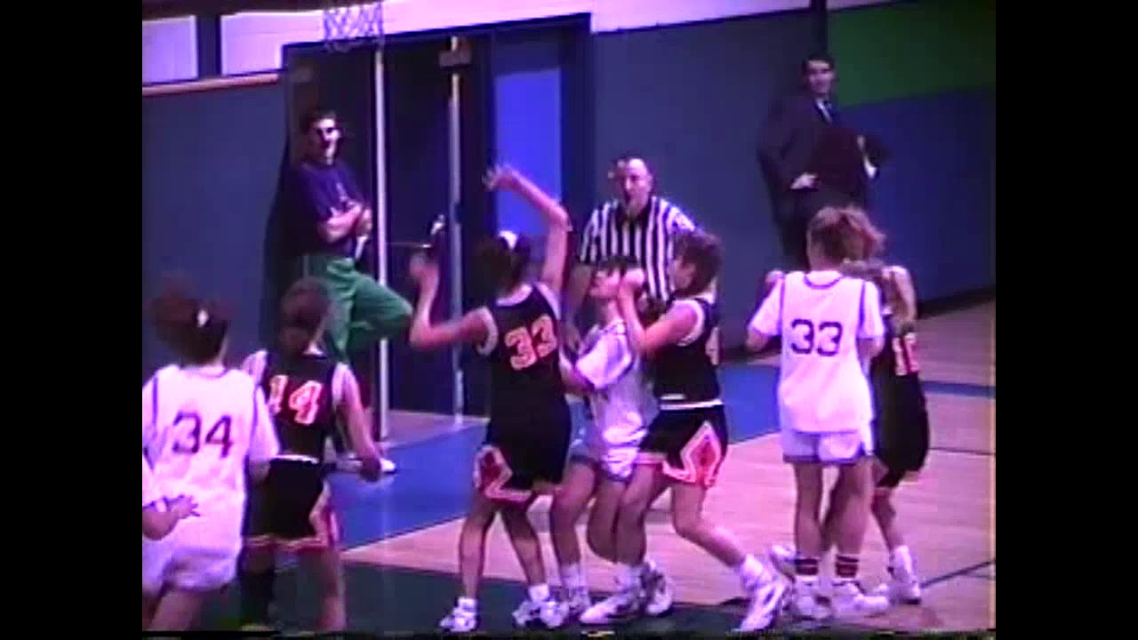 Beekmantown - Plattsburgh Girls B S-F  2-21-91