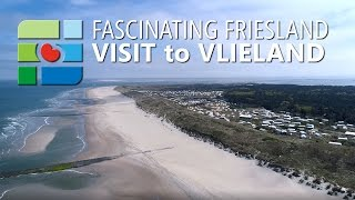 Vlieland beach Camping Stortemelk and the new BadHuys restaurant