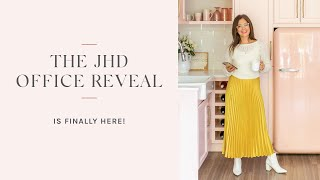 The JHD Office Reveal is Finally Here!
