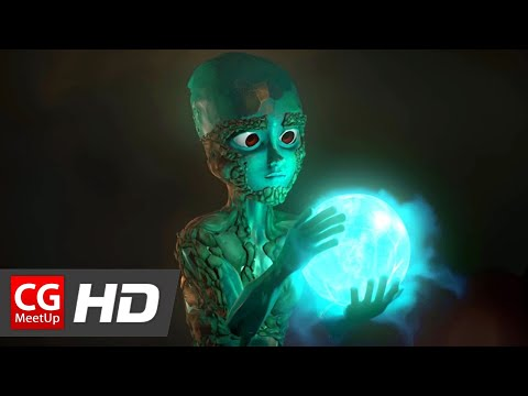 "CGI Animated Short Film ""NOVA Short Film"" by The Animation School"
