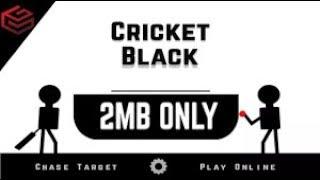 Cricket Black!! Scoring 127 😎😎 screenshot 3