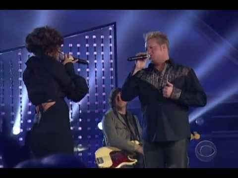 Rascal Flatts feat.Kelly Clarkson - What Hurts The Most (LIVE)