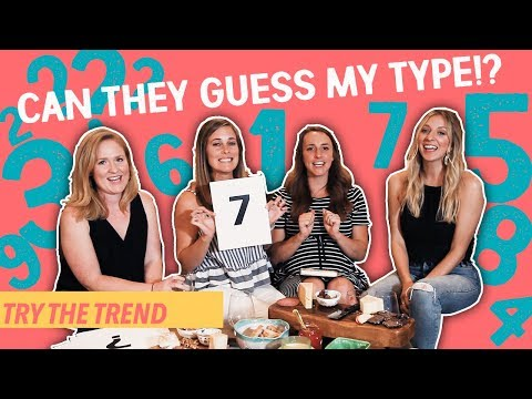 Can My Best Friends Guess My Enneagram Personality Type? | Try The Trend