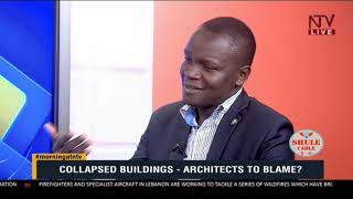 KICK STARTER: Who is responsible for Kampala's collapsing buildings?