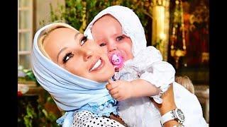 Лера Кудрявцева с дочерью Машей!!!(фото).
