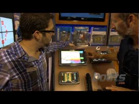 Lowrance HDS Gen 2 Touchscreen Electronics: First Look Video