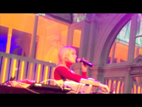 Roisin Murphy - Moscow Perfomance (29.10.2014)