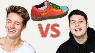 Wer macht den besseren Schuh? + Bestellen - mit Luca ConCrafter