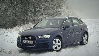 ADAC Autotest: Audi A3 g-tron